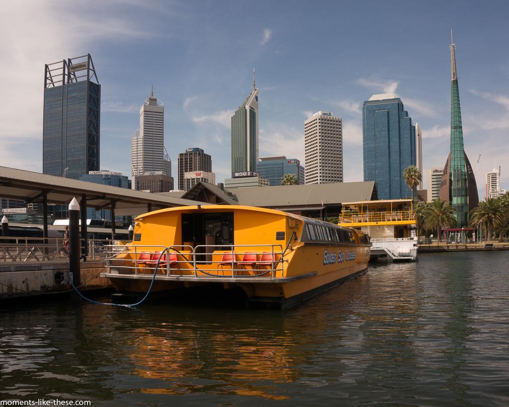 Perth waterfront