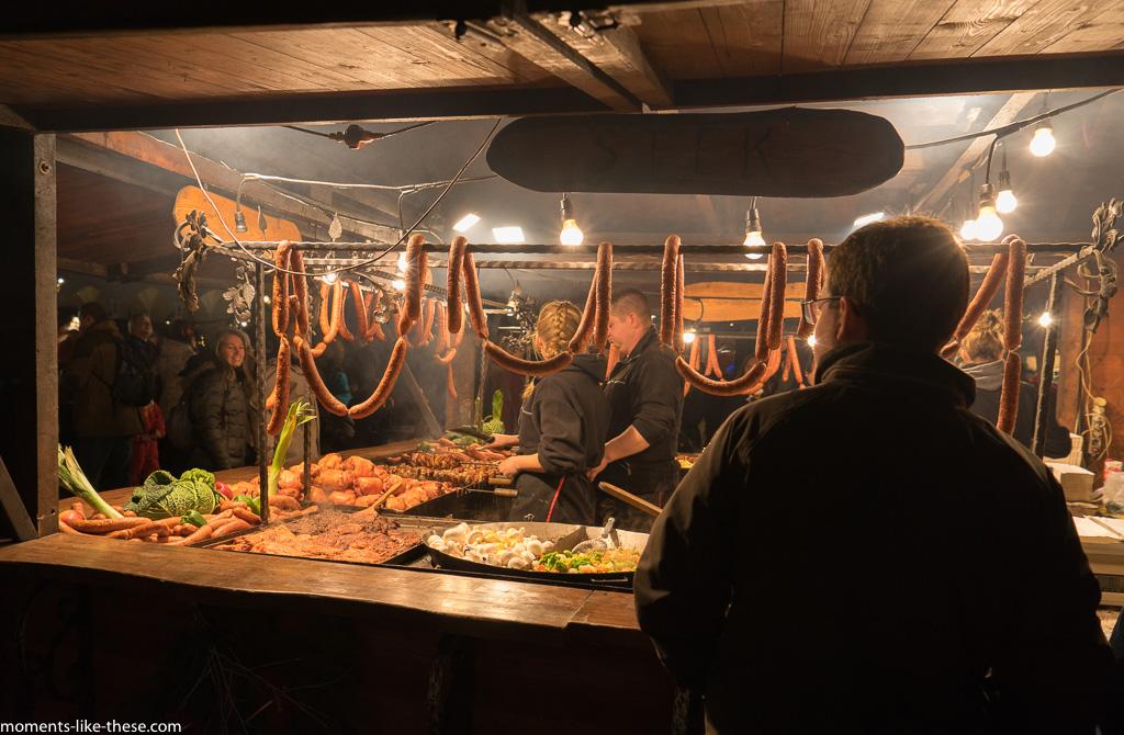 Krakow market - 1