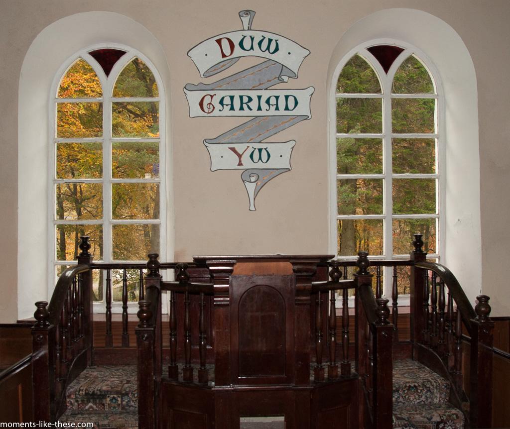 Soar-y-Mynydd chapel