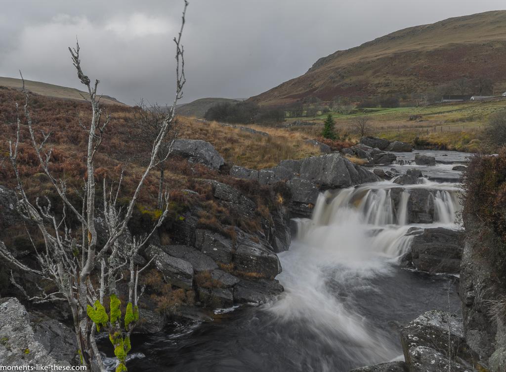 Claerwen Falls