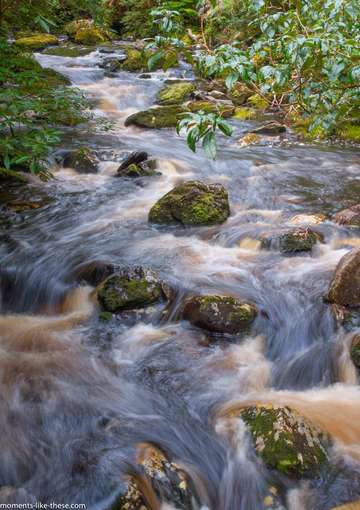 Caitlins river