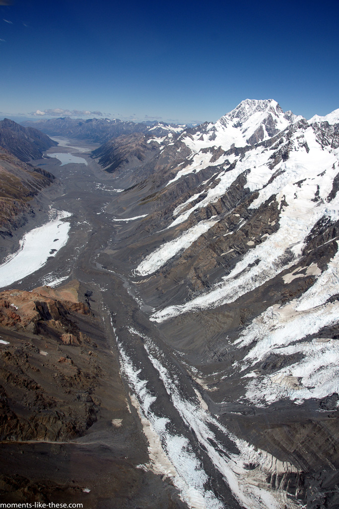 Tasman Glacier