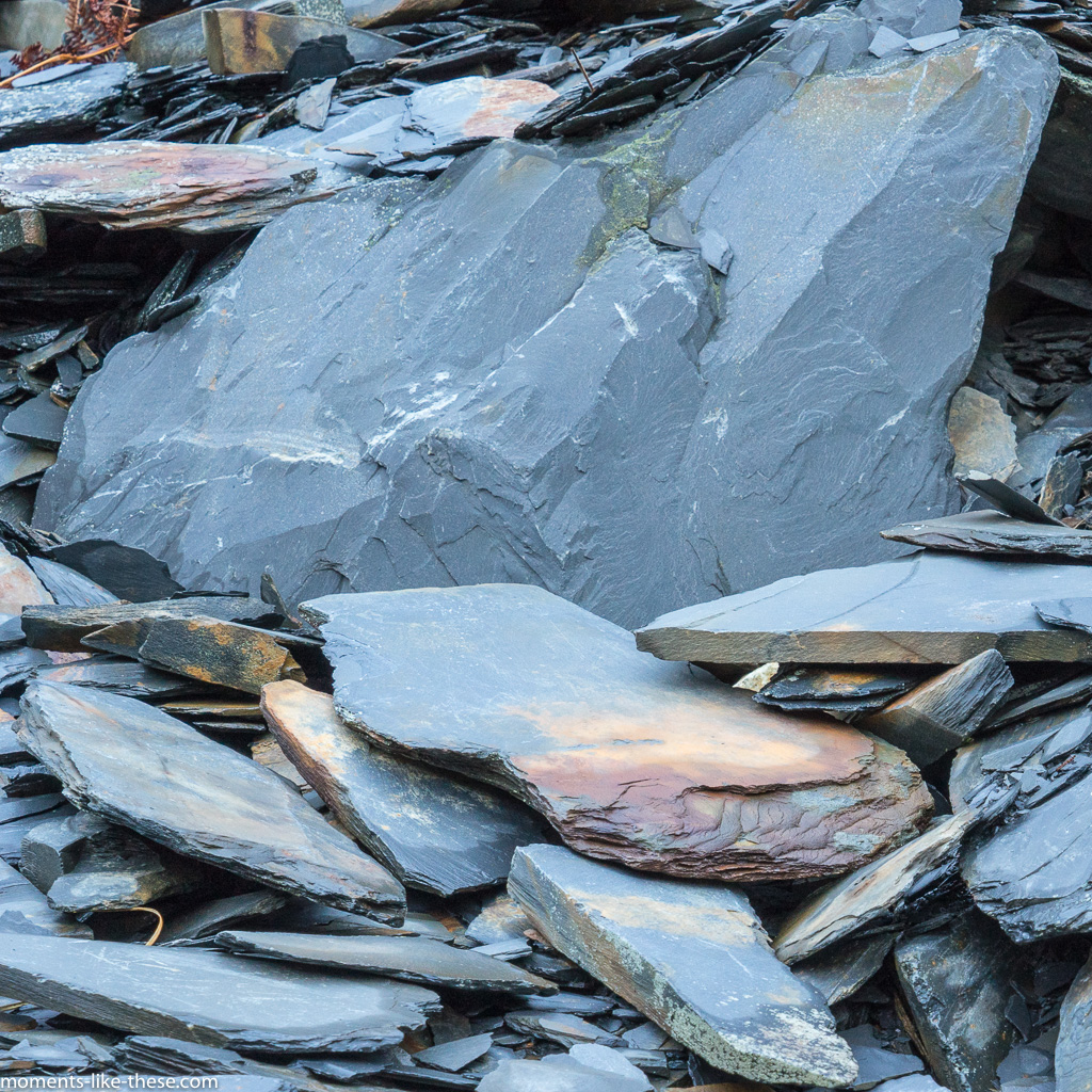 Slate - the raw material